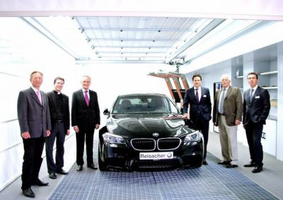 BMW Reisacher in Landsberg mit SEHON-Technologie