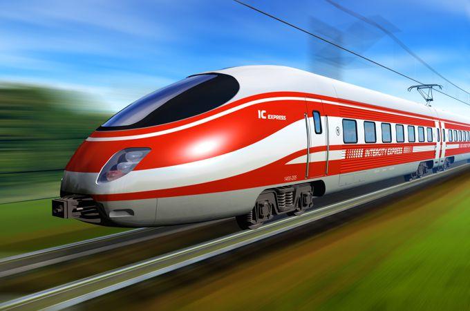 Lackierkabinen für Schienenfahrzeuge und deren Instandhaltung