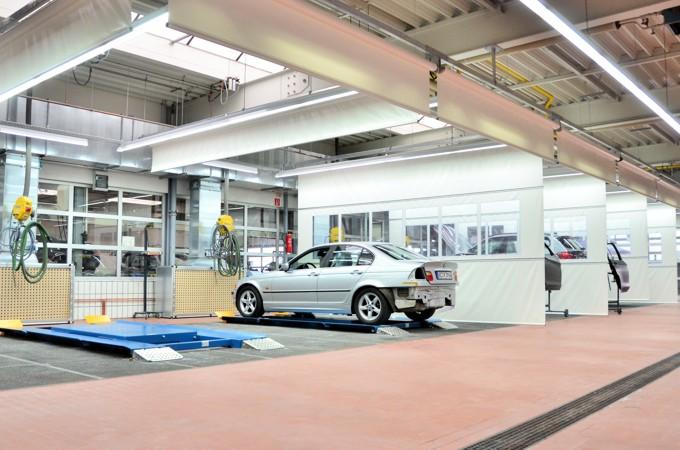 SEHON Universal-Vorbereitungsplätze für PKW