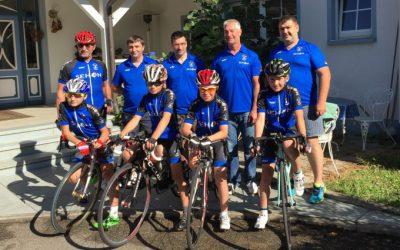 SEHON unterstützt 24. Internationale Kidstour (Straßenradrennen)