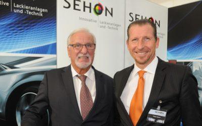 SEHON erfolgreich in Langenthal Schweiz