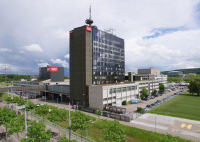 SRF – Schweizer Radio und Fernsehen, Zürich