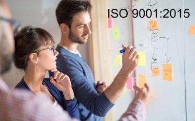 SEHON zertifiziert nach ISO 9001:2015
