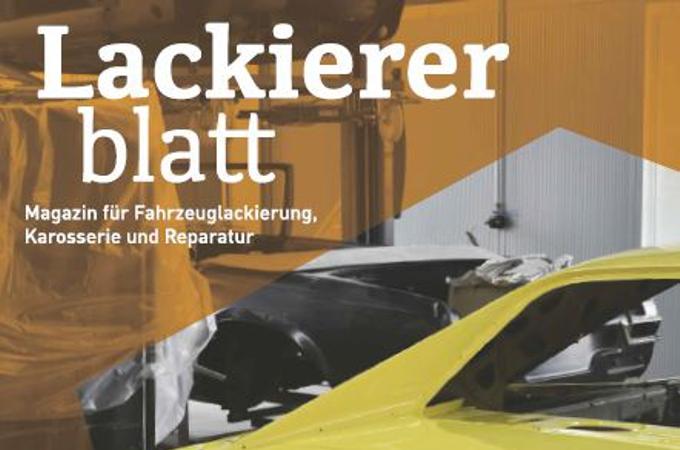 Titelseite Lackiererblatt