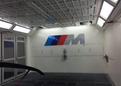 BMW M, Garching