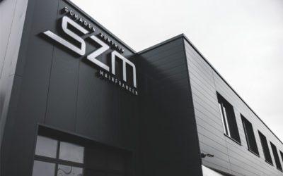 szm – Neues Schadenzentrum in Mainfranken